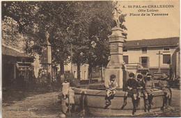 43 St-PAL-en-CHALENCON  Place De La Terrasse - Sonstige Gemeinden