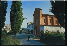 RD881 VALMONTONE - CHIESA DI S. ANGELO CONV. P.P. FRANCESCANI - Autres Villes