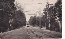 230-92Velp, Arnhemsche Straat  Met Tram - Velp / Rozendaal