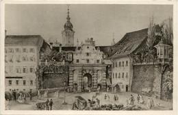 Graz/Steiermark - Graz,   Alt-Graz, Eisernes Tor Erbaut 1600 Ansicht Um D.J.1845 - Graz