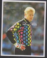 Soccer World Cup 1998 - MALDIVES - S/S MNH - 1998 – Francia