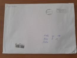 Lithuania Litauen Cover Sent From Trakai To Siauliai 2011 - Lituania