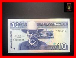 NAMIBIA 10  $ 1993   P. 1  UNC - Namibië