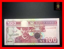 NAMIBIA 100 $ P. 9   1999  Printer TDRL  Prefix T   UNC - Namibië