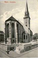 Villach/Kärnten - Villach,   Pfarrkirche - Villach