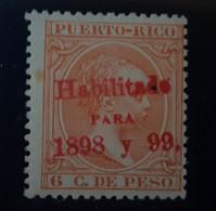 Puerto Rico N166F - Porto Rico