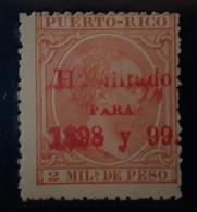 Puerto Rico N166B - Porto Rico