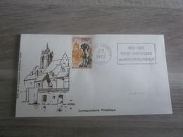 DOLE - JURA - 150ème ANNIVERSAIRE DE LA NAISSANCE DE PASTEUR - ANNEE 1972 - - Used Stamps