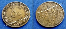 ALGERIA 50 Centimes 1964 (1383) - Algeria