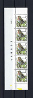 N°PRE817 CPL Buzin Drukdatumstrook 21.IX.92 Paar MNH ** POSTFRIS ZONDER SCHARNIER SUPERBE - 1985-.. Pájaros (Buzin)