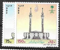 Saudi Arabia Set Mnh **  1992 - Arabie Saoudite