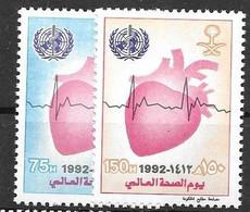 Saudi Arabia Set Mnh **  1992 - Arabia Saudita