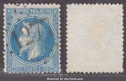 GC 1277 (Doualas, Finistère (28)), Cote 12€ - 1849-1876: Klassik