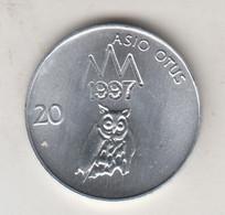 6161   --SLOVENIA    20  STOTINOV  USPON  NA  TRIGLAV 1997 - Slowenien
