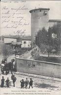 69 - Environs De Villefranche-sur-Saône - Anse - La Mairie - Circulé En 1904 - Dos Non Séparé - Animée - NB - TBE - Villefranche-sur-Saone