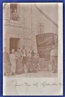 CARTE-PHOTO 78 LE CHESNAY - Heudebourg, 52 Bld St Antoine - Souvenir Du 12 Septembre 1907 - Le Chesnay