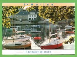 Sainte Marine à L'estuaire De L'odet - Combrit Ste-Marine