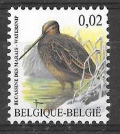 COB 3199 ** - Bécassine Des Marais - Watersnip - 1985-.. Vögel (Buzin)