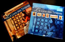 LE LIVRE DES TIMBRES 2008 - LIVRE COMPLET AVEC ÉTUI, 116 PAGES AVEC COMMENTAIRES DE TOUT LES TIMBRES NEUFS DE L'ANNÉE - Nuovi