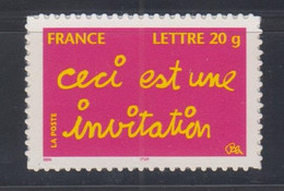 Ceci Est Une Invitation, AUTO ADHESIF N°204,  2008  Neuf ** - Adhésifs (autocollants)