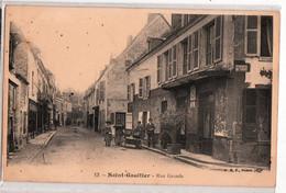SAINT GAULTIER-RUE GRANDE - Otros Municipios