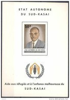 Sud-Kasaï Zuid-Kasai 1961 OCBn° Bloc 1 *** MNH Cote 11 Euro Kalonji - South-Kasaï