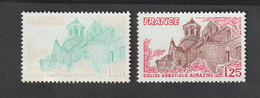 Variétés - 1978  -  N°2001 - Couleur  Verte  -      Neuf Sans Charnière - Kuriositäten: 1970-79 Ungebraucht