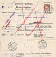 NN Brief  Solothurn - Vermes               1927 - Cartas