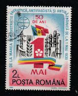 1989 -  1 MAI  Mi No 4544 Et Yv 3847 - Gebraucht