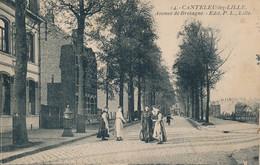 Lille Canteleu PL 14 Avenue De Bretagne Rare TBE - Lille