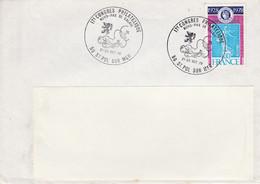 CONGRES PHILATELIQUE NORD-PAS DE CLAIS à SAINT POL SUR MER 1978 - Cachets Commémoratifs