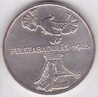 Hongrie 200 Forint 1974 BP. 30e Anniversaire De La Libération, En Argent, KM# 604 - Hungary