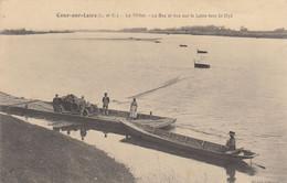 41 /   Cour Sur Loire : Le Vivier , Pêche Aux Filets, Le Bac  ///  Ref. Déc. 20 ///     Ref. BO. 41 - Other Municipalities