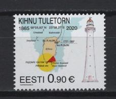 Estonia (2020) - Set -  /  Leuchtturm - Faro - Phares - Lighthouses - Fari