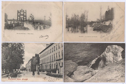 150 Cartes Postales CPA. - 100 - 499 Cartoline