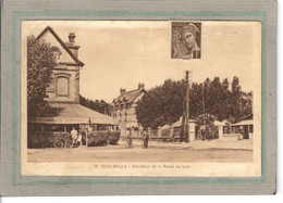CPA - (14) RIVA-BELLA - Aspect Du Restaurant Du Petit Cardinal Du Carrefour De La Route De Lion En 1930 - Riva Bella