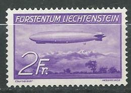 Liechtenstein - Aérie, - Yvert N° 16  *  Trace De  Charniere   Légère    - Po63606 - Air Post