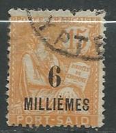 Port Said   - Yvert N° 51  Oblitéré         -   Po 63630 - Used Stamps