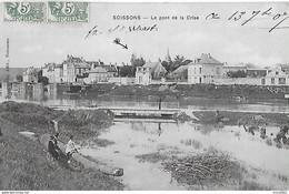 Soissons; Le Pont De La Crise. - Soissons