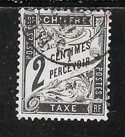 FRANCE TAXE  N°11 OB TB SANS DEFAUTS - 1859-1955 Usati