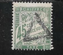 FRANCE TAXE  N°36 OB TB SANS DEFAUTS - 1859-1955 Used