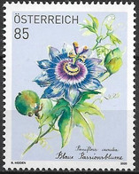 2020  Austria Österreich Mi. 3510 **MNH Blaue Passionsblume. - 2011-... Nuevos & Fijasellos
