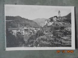 Luceram. Le Ravin. Gilletta - Lucéram