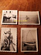 Lot De Photos Sur Les Bateaux - Anonyme Personen
