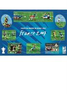 B44 FRANCE BLOC YT 110 17ème Coupe Du Monde De Rugby 2007 -  Neuf ** - Nuovi