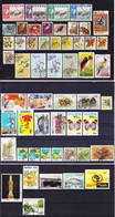 Uganda 1962-2007 Big Lot Of Stamps With Mainly Real Use Cancellations Used O - Uganda (1962-...)