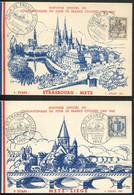 FRANCE - SOUVENIR OFFICIEL DU 50 éme TOUR DE FRANCE DE 1953 , SERIE COMPLETE DE 23CP AFFR. DIVERS - LUXE - Cycling