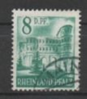Palatinat Rheinland Pfalz N°24 - Zona Francesa