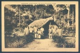 BENIN Eglise D'Ekiti - Benin