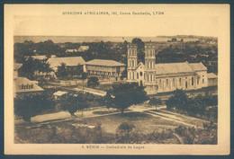 BENIN Cathedrale De Lagos - Benin
